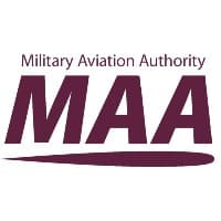 Private security company in London client portfolio Military Aviation Authority logo